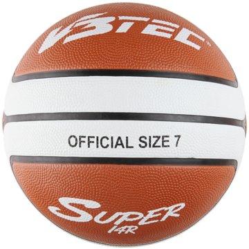SPORT 2000 BasketbälleSUPER 14R - 1023115 braun