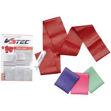 V3Tec GymnastikbänderFITNESS BAND 75 MM - 200 CM - 1023463 lila