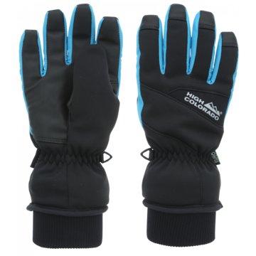 HIGH COLORADO FingerhandschuheJUNIOR-K - 1031891 schwarz