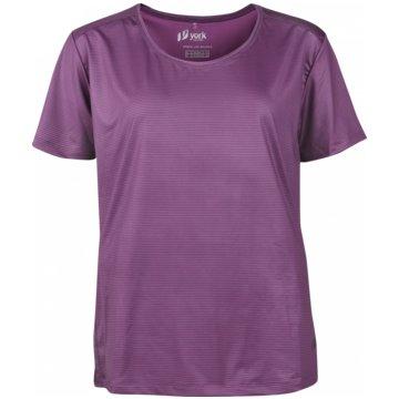 York T-ShirtsDIANA-L - 1066297 lila