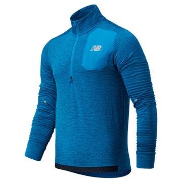 New Balance T-ShirtsIMPACT GRID HZ - MT03255_WBH blau