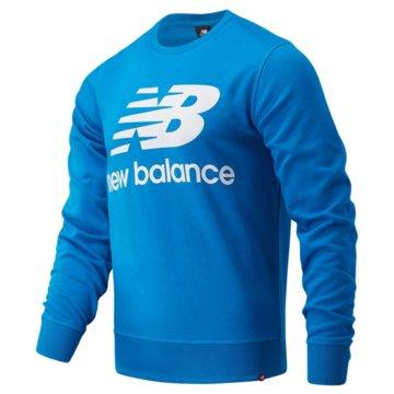 New Balance T-ShirtsESSE ST LOGO CREW - MT03560_WAB blau