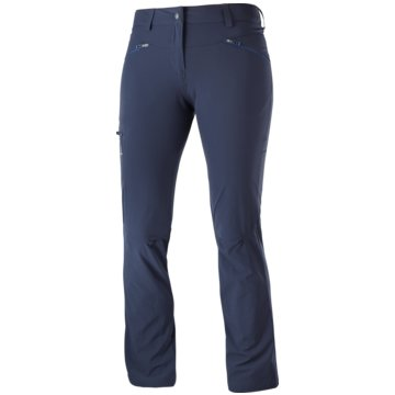 Salomon OutdoorhosenWAYFARER STRAIGHT PANT W - L40374800 -