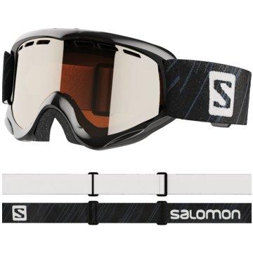 Salomon Ski- & SnowboardbrillenJUKE BLACK/UNIV SILVER NS - L40847800 schwarz
