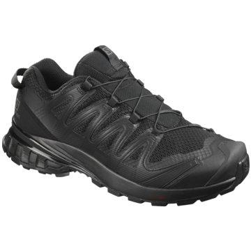 Salomon TrailrunningXA PRO 3D V8 WIDE BLACK/BLAC - L40988100 schwarz
