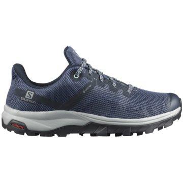 Salomon Outdoor SchuhOUTline Prism GTX W - L41121400 blau