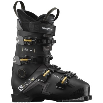 Salomon WintersportschuheSKI S/PRO HV 90 W GW BLACK/B - L41175200 schwarz