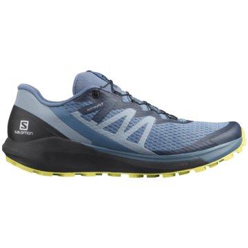 Salomon TrailrunningSENSE RIDE 4 - L41210400 blau