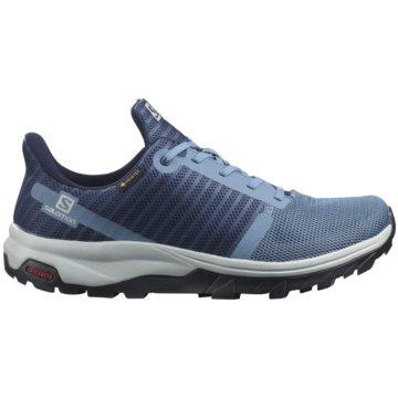 Salomon Outdoor SchuhOUTBOUND PRISM GTX W - L41271400 blau