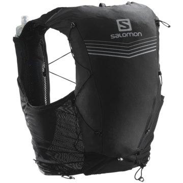 Salomon RunningrucksäckeADV SKIN 12 SET BLACK L - LC1306500 schwarz