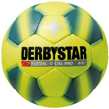 Derby Star BälleFutsal Goal Pro gelb
