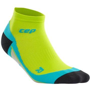 CEP Hohe SockenDynamic+ Low-Cut Socks grün