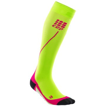 CEP KniestrümpfeProgressive+ Run Socks 2.0 Women grün