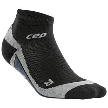 CEP Hohe Socken schwarz