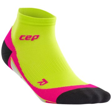 CEP Hohe SockenDynamic+ Low-Cut Socks Women grün