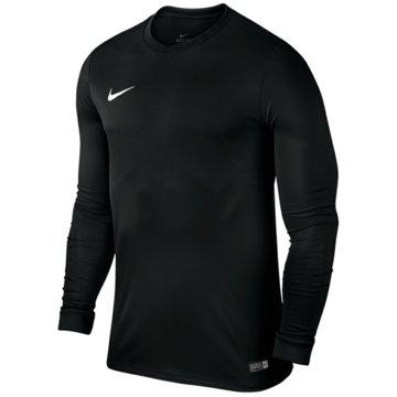 Nike LangarmshirtPark VI LS Jersey schwarz