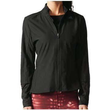 adidas TrainingsjackenResponse Wind Jacket Women schwarz