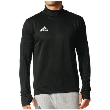 adidas SweaterTiro 17 Training Top schwarz