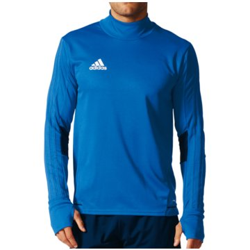adidas SweaterTiro 17 Training Top blau
