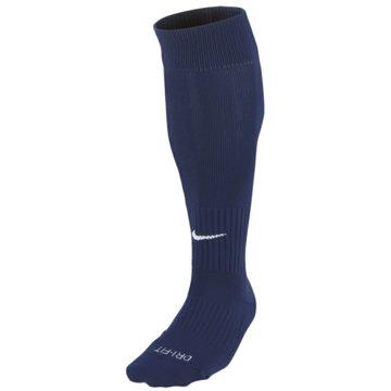 Nike KniestrümpfeNike Classic 2 Cushioned Over-the-Calf Socks - SX5728-411 blau