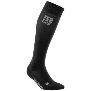 CEP KniestrümpfeProgressive+ Outdoor Light Merino Socks schwarz
