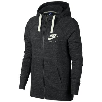 Nike SweatjackenNIKE SPORTSWEAR GYM VINTAGE WOMEN'S - 883729 grau