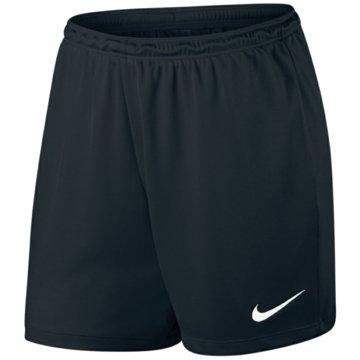 Nike Teamwear & TrikotsätzePark II Knit Short NB Women schwarz