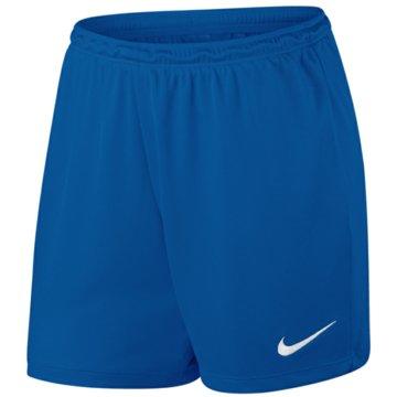 Nike Teamwear & TrikotsätzeWOMEN'S NIKE DRY TEAM PARK II FOOTB - 833053 blau