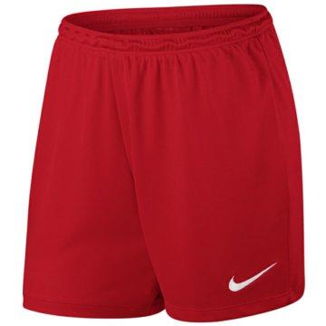 Nike Teamwear & TrikotsätzePark II Knit Short NB Women rot