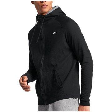 Nike FleecejackenSportswear Modern Hoodie schwarz