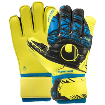 Uhlsport TorwarthandschuheSpeed Up Now Supersoft gelb