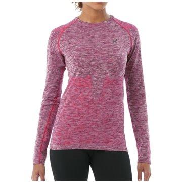 asics LangarmshirtSeamless LS Top Women pink