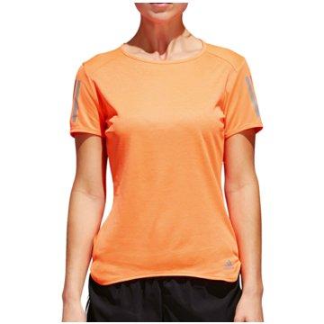 adidas FunktionsshirtsResponse SS Tee Women orange