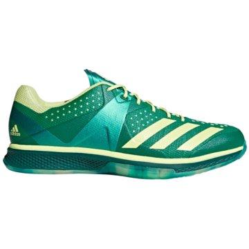 adidas Hallenschuhe grün