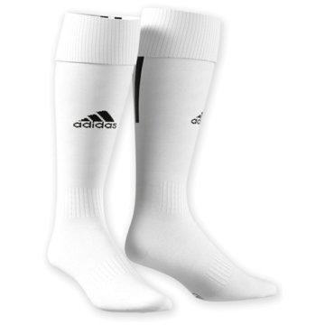 adidas Hohe SockenSANTOS SOCK 18 - CV8094 weiß