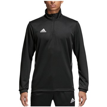 adidas SweaterCORE 18 TRAININGSTOP - CE9026 schwarz