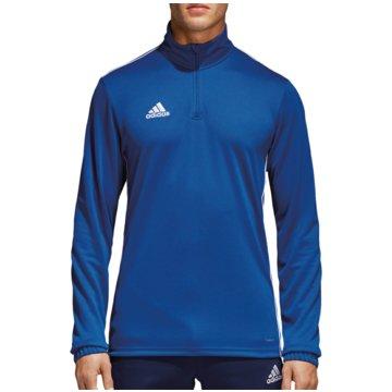 adidas SweaterCORE18 TR TOP - CV3998 blau