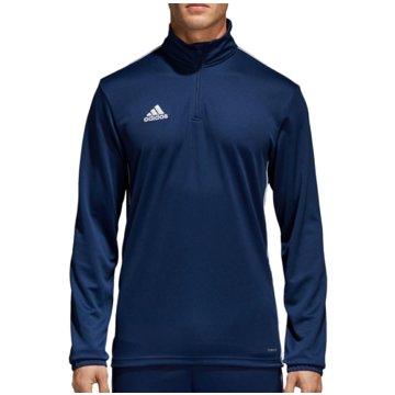 adidas Sweater blau