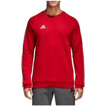 adidas SweaterCORE18 SW TOP - CV3961 rot