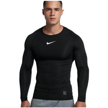 Nike Sweater schwarz