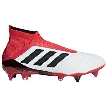 adidas Stollen-SohlePredator 18+ Boost SG weiß