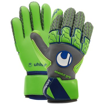 Uhlsport TorwarthandschuheTensiongreen Absolutgrip Reflex grün