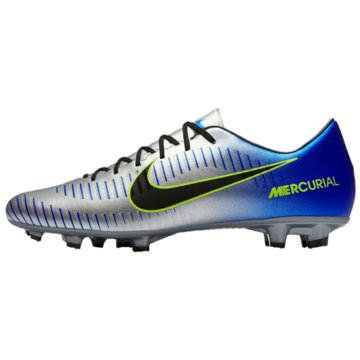Nike Nocken-SohleMercurial Victory VI NJR FG silber