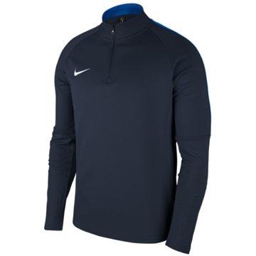 Nike LangarmshirtDRI-FIT ACADEMY - 893624-451 blau