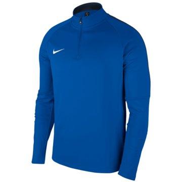 Nike LangarmshirtDRI-FIT ACADEMY - 893624-463 blau