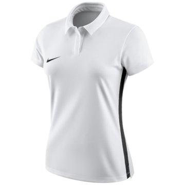 Nike PoloshirtsWOMEN'S DRY ACADEMY18 FOOTBALL POLO - 899986-100 weiß