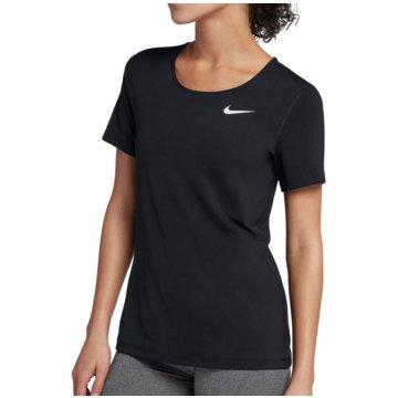 Nike FunktionsshirtsNIKE PRO WOMEN'S SHORT-SLEEVE MESH - AO9951 schwarz