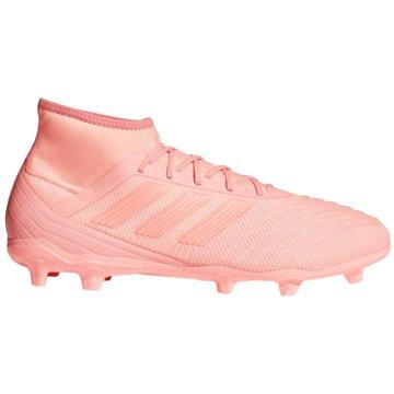 adidas Nocken-SohlePredator 18.2 FG rosa