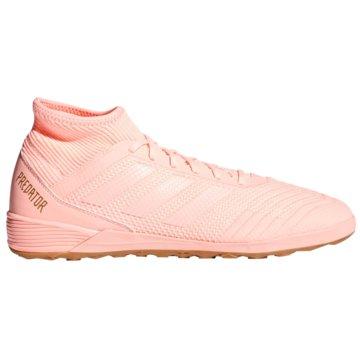 adidas Hallen-SohlePredator Tango 18.3 IN rosa