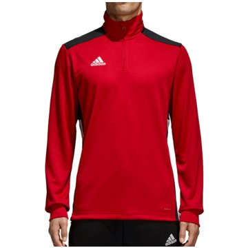 adidas SweaterREGI18 TR TOP - CZ8651 rot